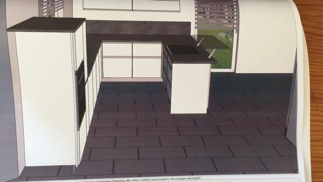 Side By Side Kühlschrank In Küche Integrieren küchenplanung bautagebuch liste de