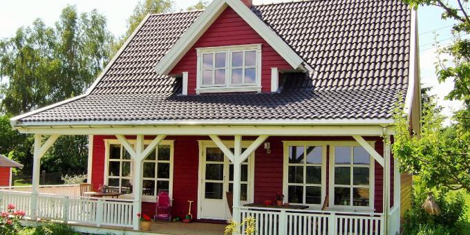 Haus Arne vom Baubüro Süd der Akost GmbH