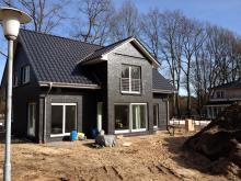 Unser KfW-70 Haus von der Harko Haus Neuhoff GmbH