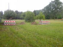Bau eines EFH in Goltzscha