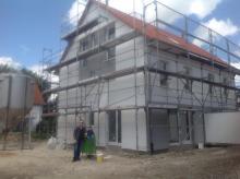 Bautagebuch Neu Ulm mit Werner Wohnbau
