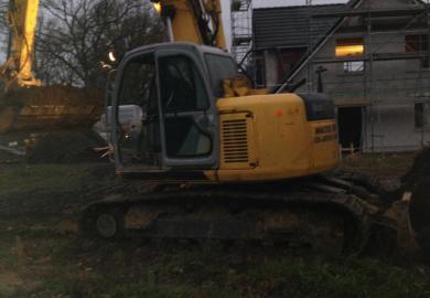 Wir bauen ein Haus in Stormarn